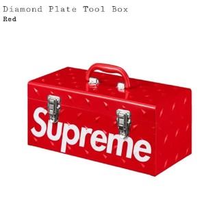 シュプリーム(Supreme)のSupreme Diamond Plate Tool Box 18AW 18FW(ケース/ボックス)