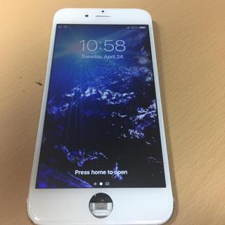 アイフォーン(iPhone)のアップル純正品 iPhone6s フロント 液晶パネル 修理工具付き(その他)