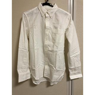 ムジルシリョウヒン(MUJI (無印良品))の無印良品 新品未使用 ボタンダウンシャツ(シャツ)