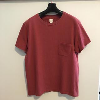 ヤエカ(YAECA)のyaeca ヤエカ ポケT 日本製 (Tシャツ/カットソー(半袖/袖なし))