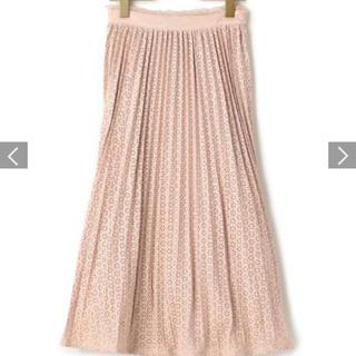 リズリサ(LIZ LISA)のリズリサ パンチングフェイクスエードロングスカート(ロングスカート)