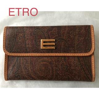 エトロ(ETRO)のエトロ   折り財布(財布)