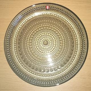 イッタラ(iittala)のイッタラ カステヘルミ 17cmプレート2枚セット グレー(食器)