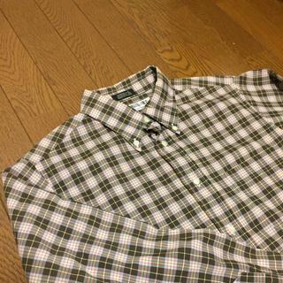インディヴィジュアライズドシャツ(INDIVIDUALIZED SHIRTS)のインディビジュアライズドシャツ チェックシャツ(シャツ)