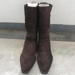 ファビオルスコーニ(FABIO RUSCONI)のFABIO RUSCONI💟ショートブーツ💟美品(ブーツ)