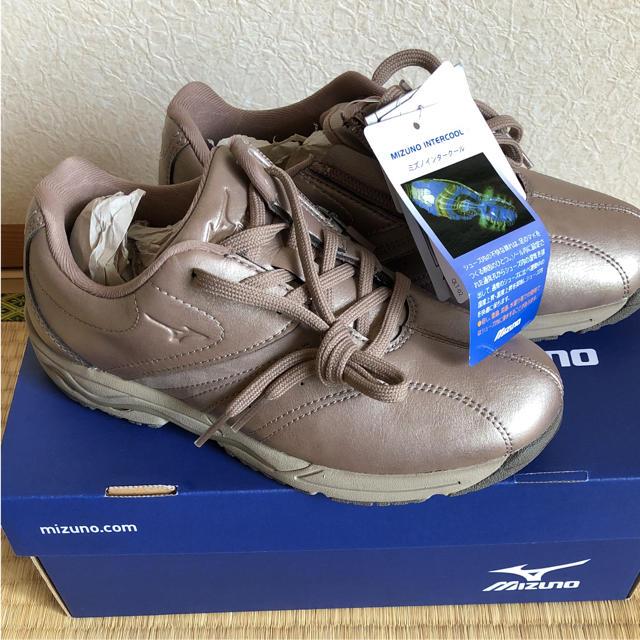 MIZUNO(ミズノ)のmizuno インタークール スニーカー レディースの靴/シューズ(スニーカー)の商品写真