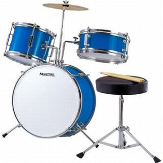 ☆新品 MAXTONE ジュナドラムセット MX-50:ブルー(セット)