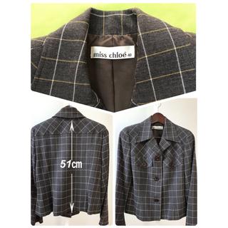 クロエ(Chloe)のスーツ miss chloe  ★値下げ★ジャケットとスカート セット(スーツ)