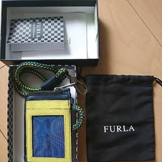 フルラ(Furla)の最終値下げ FURLA メンズ パスケース(名刺入れ/定期入れ)