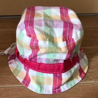 ミキハウス(mikihouse)のミキハウス ベビー帽子(帽子)