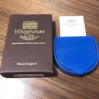 ホワイトハウスコックス(WHITEHOUSE COX)の【連休限定値下げ】WhitehouseCox 未使用コインケース (コインケース/小銭入れ)