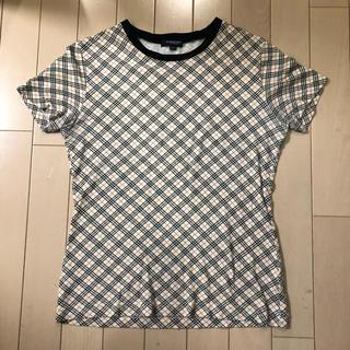 バーバリーブラックレーベル(BURBERRY BLACK LABEL)のBurberry ブラックレーベル   半袖シャツ   160㎝(Tシャツ/カットソー)