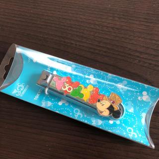 ディズニー(Disney)の新品★Disneyディズニーランド 30周年.完売爪切り.ミッキーミニー(その他)