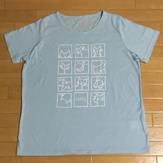 未使用品 4L Tシャツ 大きいサイズ(Tシャツ(半袖/袖なし))