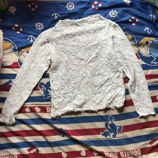 ジーユー(GU)のファッション トップス スカート Heather INGNI GU GRL(シャツ/ブラウス(長袖/七分))