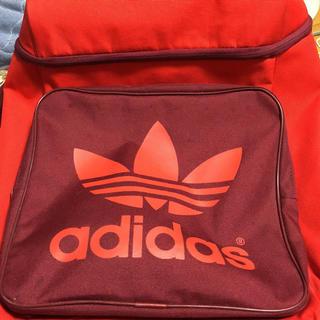アディダス(adidas)のadidas originals リュック 赤(バッグパック/リュック)