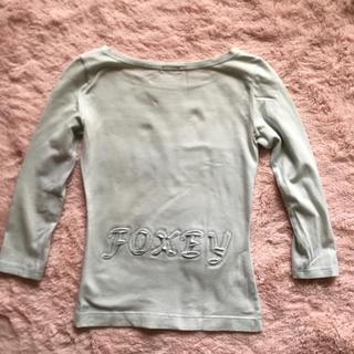 フォクシー(FOXEY)の♡ FOXY 7分袖Tシャツ ♡(Tシャツ/カットソー(七分/長袖))