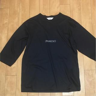 ディガウェル(DIGAWEL)のdigawel ロゴTシャツ(Tシャツ/カットソー(七分/長袖))