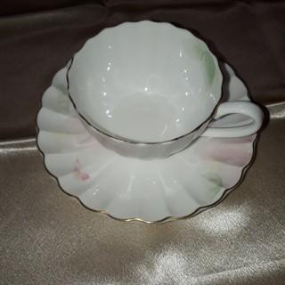 ニッコー(NIKKO)のボーンチャイナ ティーカップ(グラス/カップ)