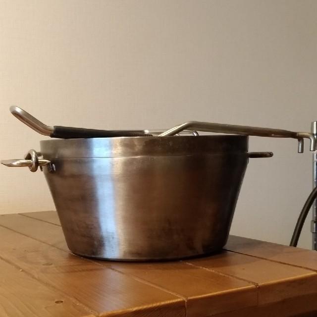 新富士バーナー(シンフジパートナー)のSOTO ダッチオーブン スポーツ/アウトドアのアウトドア(調理器具)の商品写真