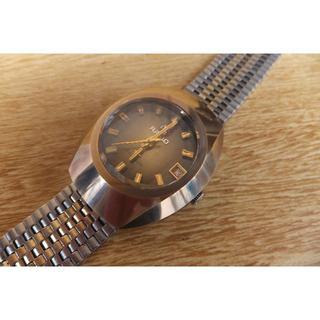 ラドー(RADO)のラドー超鋼バルボア自動巻きメンズ美品(腕時計(アナログ))