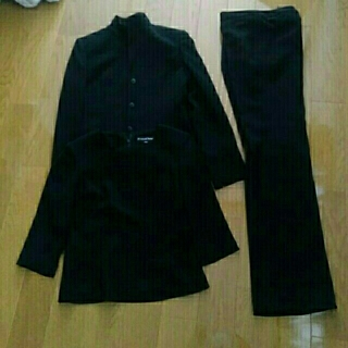 ヒロミチナカノ(HIROMICHI NAKANO)のHiromich Nakano 喪服 3点セット(礼服/喪服)