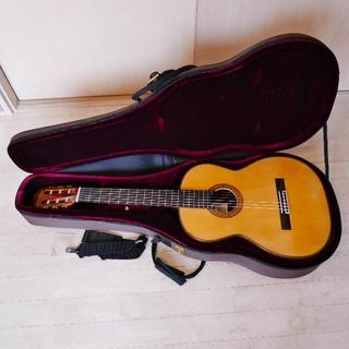 ミント! 桜井/河野 PROFESSIONAL-J スーパーライト・ケース付き(クラシックギター)