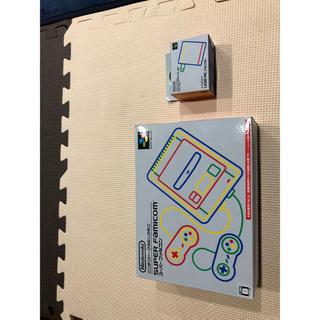 スーパーファミコン(スーパーファミコン)のニンテンドー クラシックミニ スーパーファミコン(家庭用ゲーム本体)