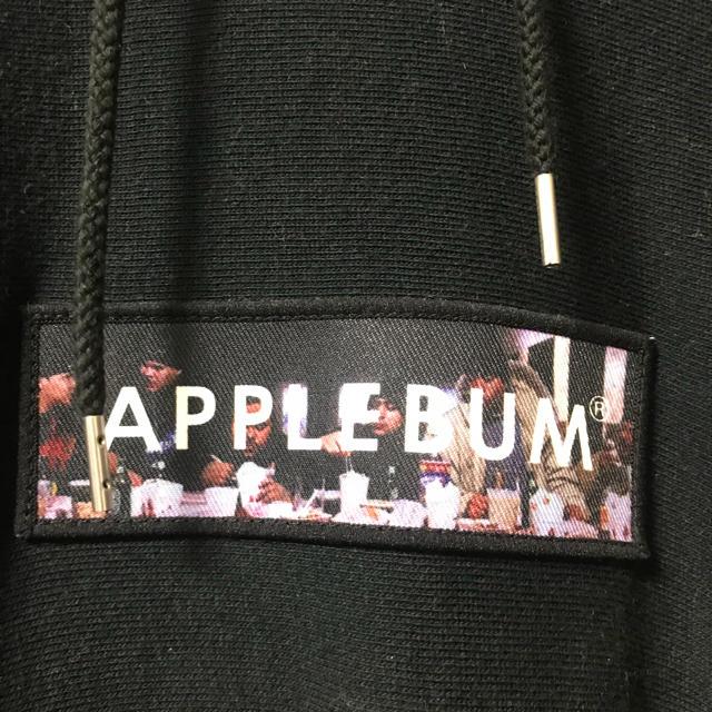 APPLEBUM(アップルバム)のアップルバム  パーカー メンズのトップス(パーカー)の商品写真