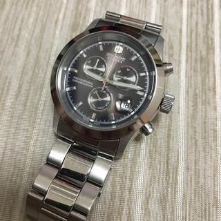 スイスミリタリー腕時計(メンズ)