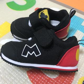 ディズニー(Disney)のミッキー靴 14.0cm(スニーカー)