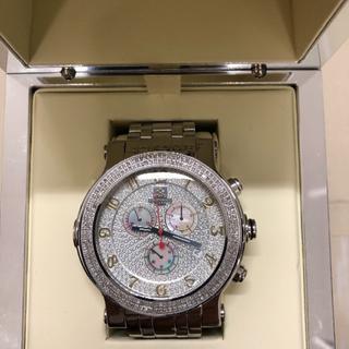 アヴァランチ(AVALANCHE)のtechno by jpm ダイヤモンドウォッチ(腕時計(アナログ))