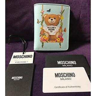 モスキーノ(MOSCHINO)のMOSCHINO テディベア 財布(財布)