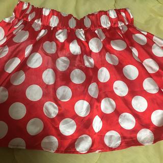 ディズニー(Disney)のディズニー ミニースカート(ミニスカート)