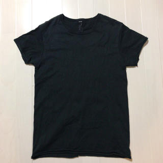 ダブルジェーケー(wjk)の【即購入可】wjk Tシャツ M  黒(Tシャツ/カットソー(半袖/袖なし))