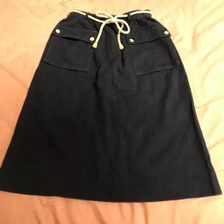 ロキエ(Lochie)の古着 スカート(ひざ丈スカート)
