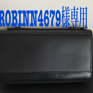 トゥミ(TUMI)のTUMI トゥミ パスポートオーガナイザー 美品(長財布)