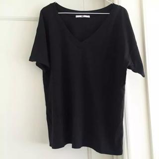 スライ(SLY)の秋服 SLY VネックTシャツ(Tシャツ(半袖/袖なし))