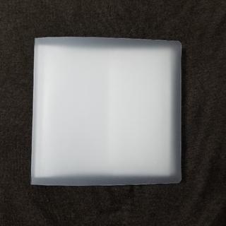 ムジルシリョウヒン(MUJI (無印良品))の(再々値下げ)無印良品 CD・DVDホルダー 一段 20枚収納(CD/DVD収納)
