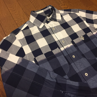 ドゥアラット(DOARAT)のドゥアラット DOARAT ブロックチェックシャツ(シャツ)