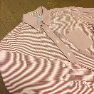 インディヴィジュアライズドシャツ(INDIVIDUALIZED SHIRTS)のGAMBERT CUSTOM SHIRT  ストライプシャツ(シャツ)