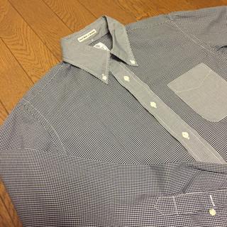 インディヴィジュアライズドシャツ(INDIVIDUALIZED SHIRTS)のGAMBERT CUSTOM SHIRT ギンガムチェックシャツ(シャツ)