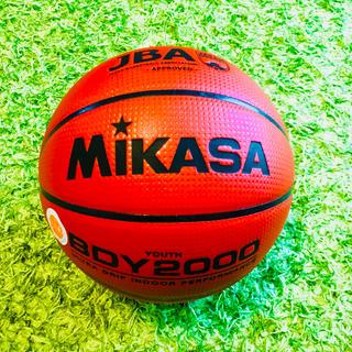 ミカサ(MIKASA)のミカサ バスケットボール 検定球 5号  ディンプル  BDY2000(バスケットボール)