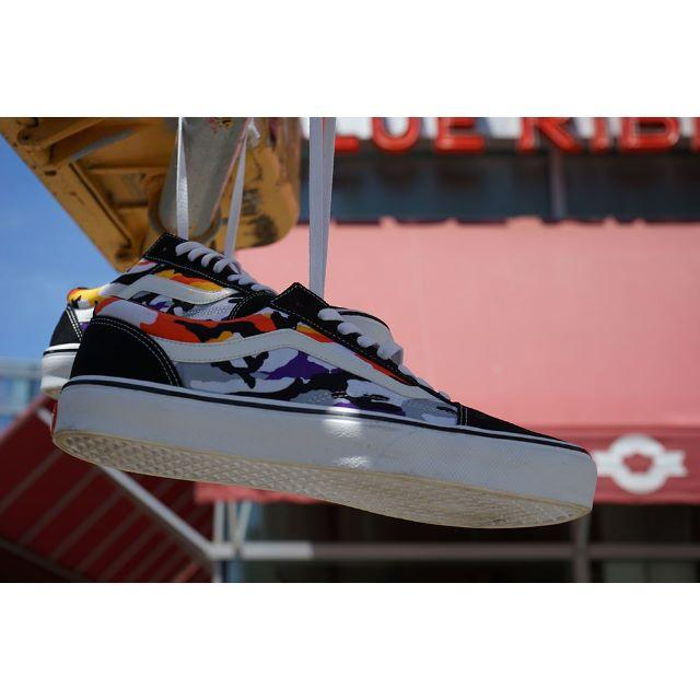 24karats(トゥエンティーフォーカラッツ)の送料込 24KARATS VANS OLD SKOOL 28cmバンズスニーカー メンズの靴/シューズ(スニーカー)の商品写真