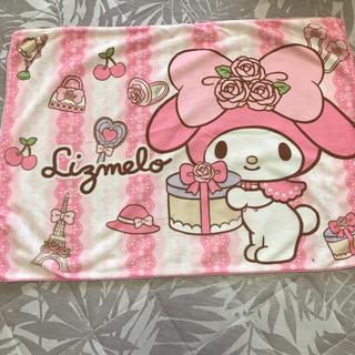 シマムラ(しまむら)のマイメロ 枕カバー 2枚 kitty0424様 専用(シーツ/カバー)