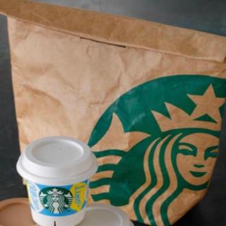 スターバックスコーヒー(Starbucks Coffee)の新品未使用   スタバ 保冷バッグ   (トートバッグ)