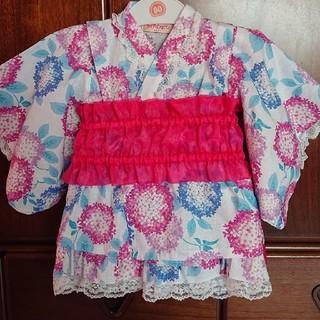 キュロット浴衣(甚平/浴衣)