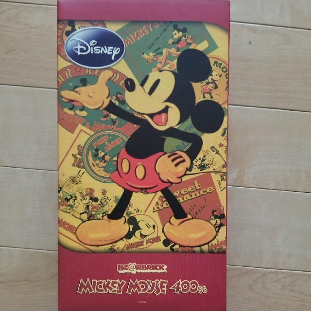 週末セールです。ミッキー ベアブリック エンタメ/ホビーのおもちゃ/ぬいぐるみ(キャラクターグッズ)の商品写真
