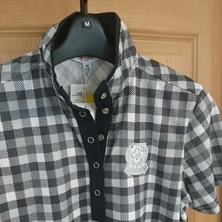 マリクレール(Marie Claire)のマリ・クレイル ポロシャツ チェック(ポロシャツ)