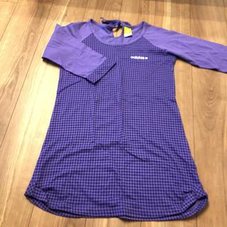 アディダス(adidas)のadidas▼ロンT(Tシャツ(長袖/七分))